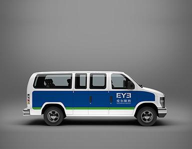 成都VI设计—爱尔眼科